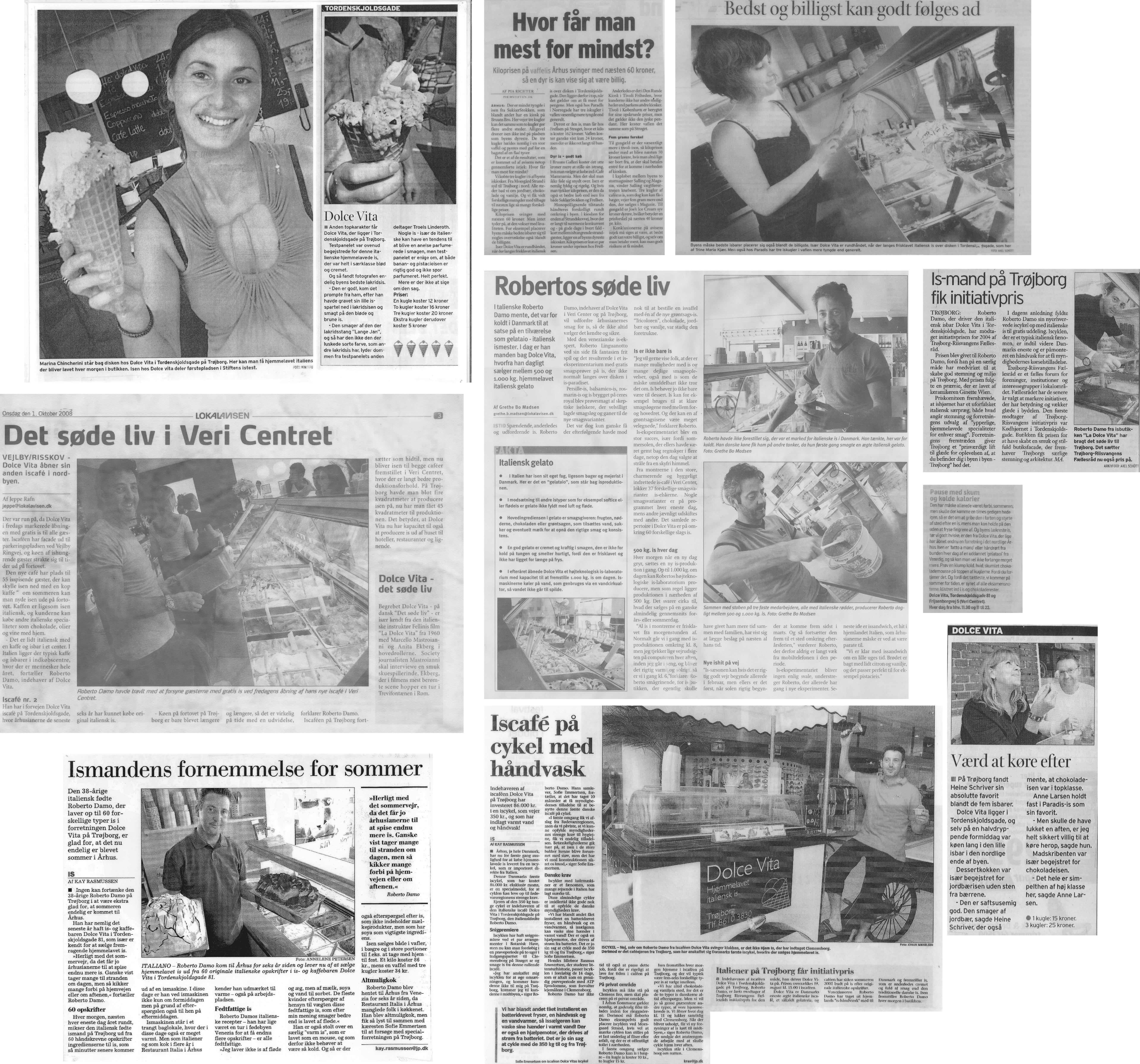Presse collage